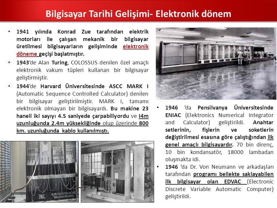 1948 'de ilk transistor Bell laboratuarlarında geliştirildi.