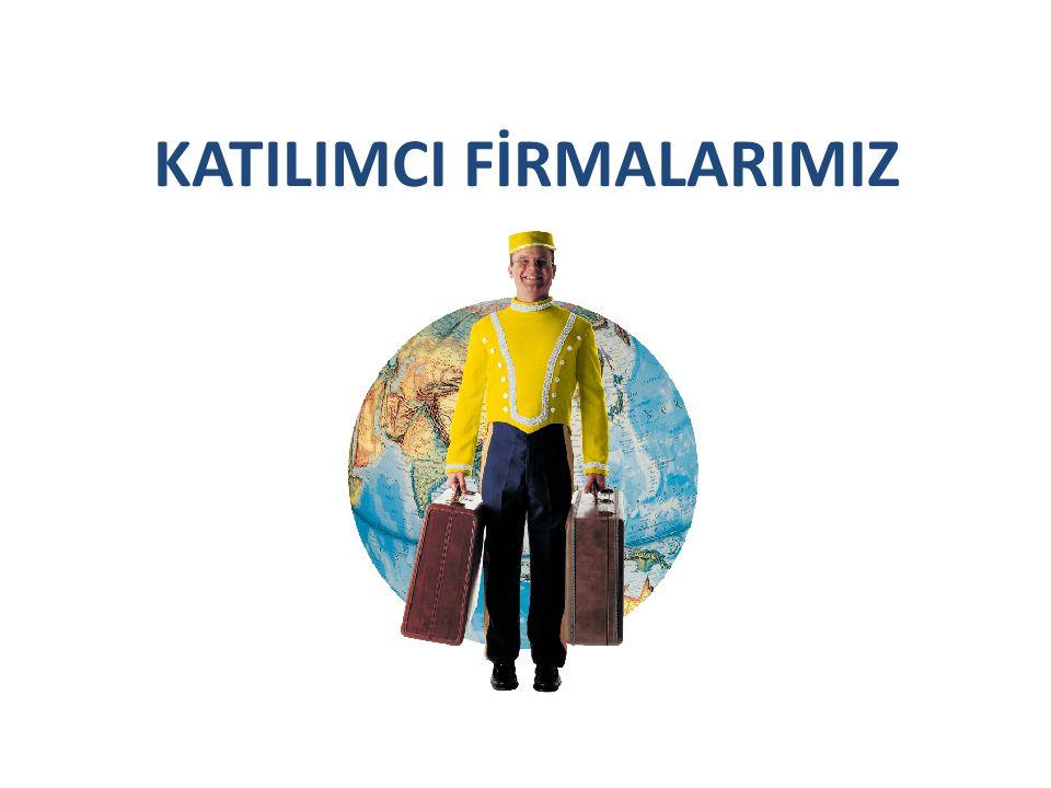 KATILIMCI FİRMALARIMIZ