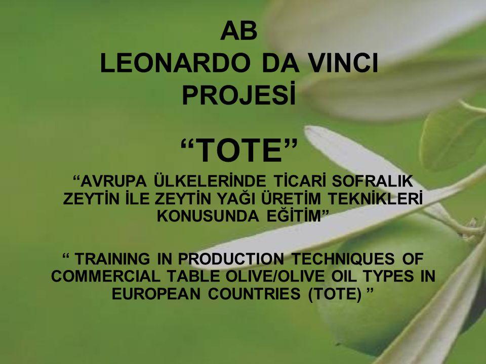 İtalya'da; 1,400,000 zeytinyağı üreticisi 6,076 zeytinyağı fabrikası 190 zeytinyağı kuruluşu 5 zeytinyağı şirketi (Unaprol bunlardan bir tanesi)