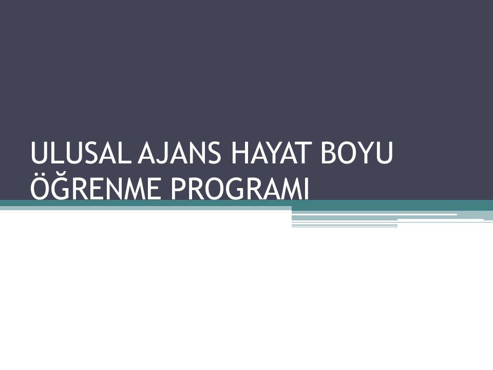 COMENIUS OKUL ORTAKLIKLARI Ortaklık Süresi ve Türleri Okul öncesi eğitim, ilköğretim ve ortaöğretim kurumlarının katıldığı okul ortaklıkları iki yıl sürmektedir.