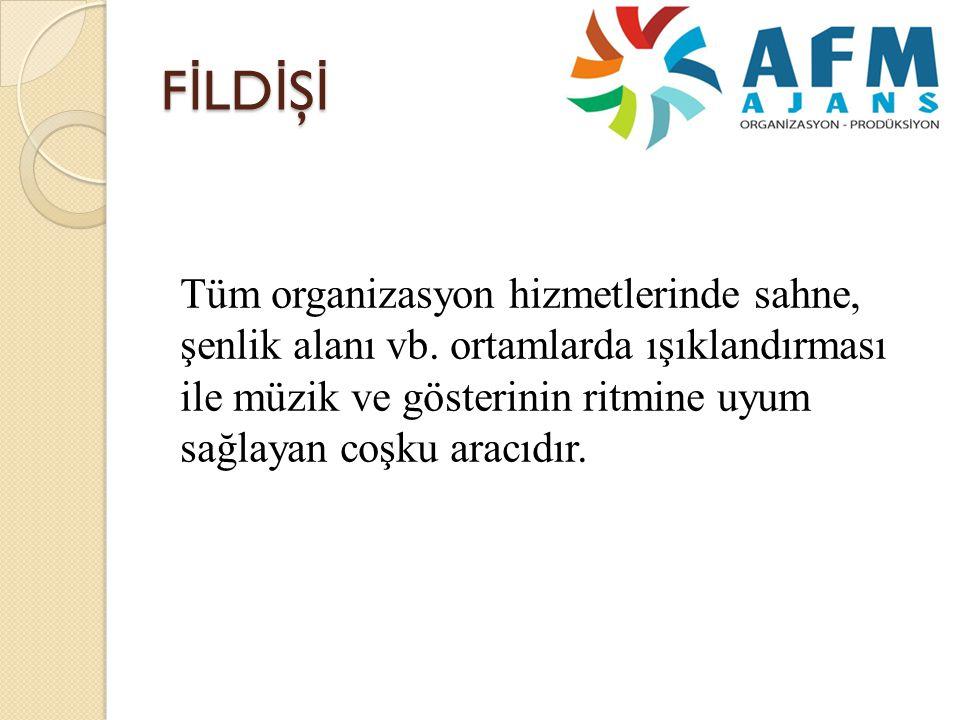 F İ LD İ Ş İ - GAZEBO www.afmajans.org