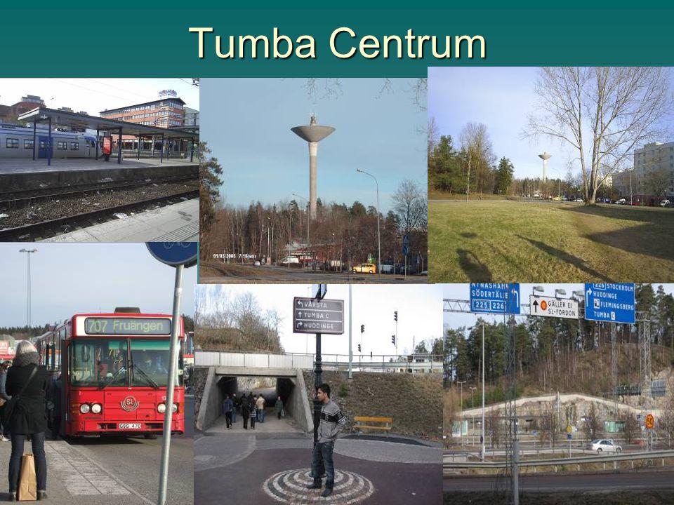 Tumba Centrum