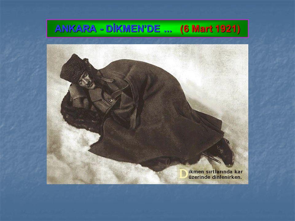 SALİH BOZOK İLE... (10 Şubat 1921)