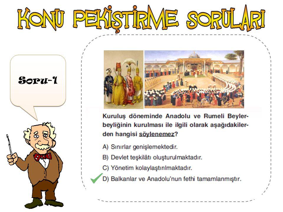 Osmanlı Yönetimi