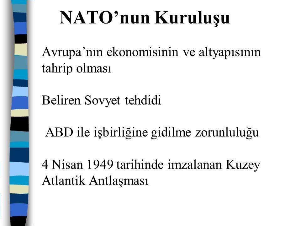 Rusya ile işbirliğinin artırılması Dünyada nükleer silahların varlığı sürdükçe NATO'nun nükleer silahları envanterinde bulundurmaya devam etmesi Füzesavar sistemlerine sahip olunmasının kolektif savunma için zorunlu olması Siber saldırılara karşı önlem alınması Lizbon Zirve Deklarasyonu ve Yeni Stratejik Konsept (2010)