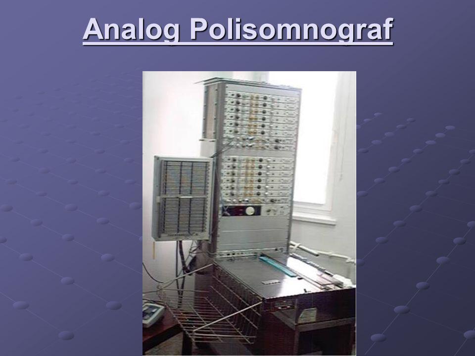 Analog Polisomnograf