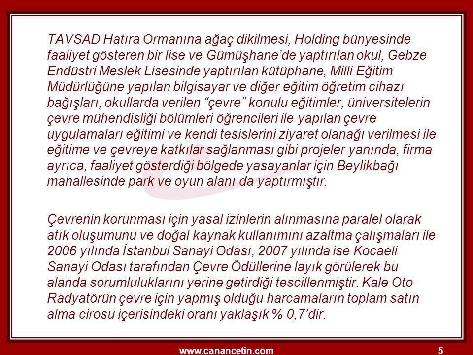 www.canancetin.com6 Deprem konusunda bilinçlendirme ve farkındalık yaratmak adına ilköğretim okullarında deprem konulu eğitim sunuşları düzenlenmiş ve AHDER ile ortak hazırlattırılan deprem konulu kitapçıklar Kocaeli ve İstanbul bölgesindeki öğrencilere dağıtılmıştır.
