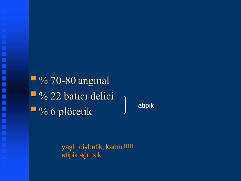 Fibrinolitikler n STREPTOKİNAZ (STK): u 1.500.000 Ünite+100 ML %5 Dx veya %0.9 SF= 30- 60 dk.