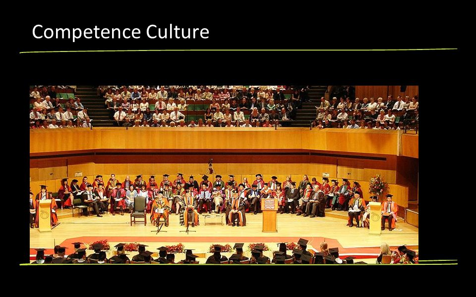 Competence Culture