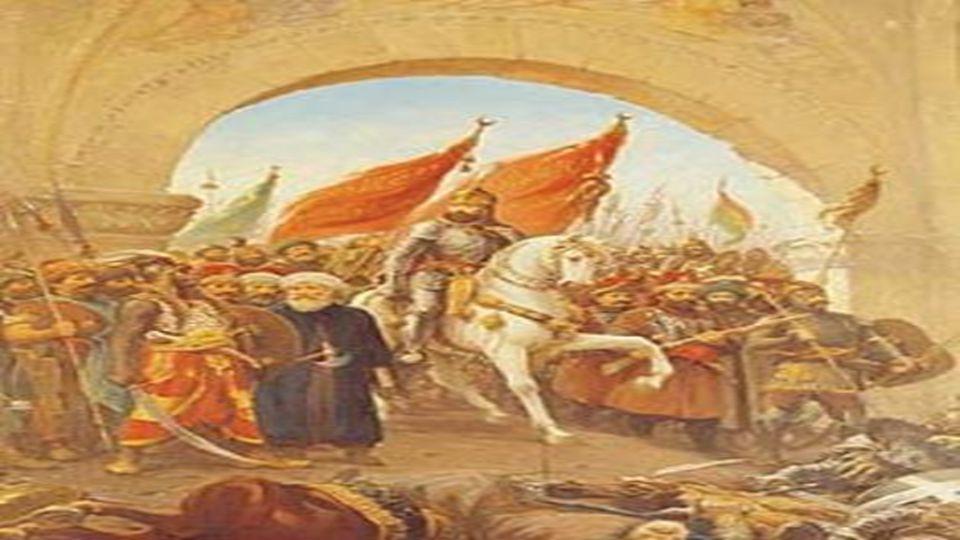 11.Bizans imparatorlarının Avrupa devletlerini Osmanlılara karşı kışkırtmaları 22.Osmanlı Devletinde toprak bütünlüğünün sağlanmak istenmesi 33.