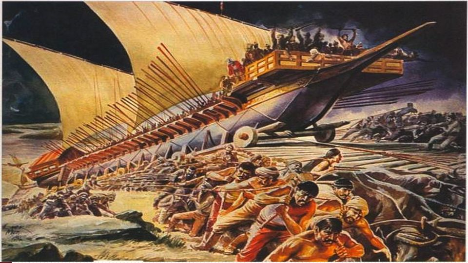 »F»Fatih, olağanüstü bir buluşla Osmanlı gemilerinin karadan Haliç'e indirilmesine karar verdi. Kasımpaşa'dan Haliç'e kadar olan yola tahta kızaklar d