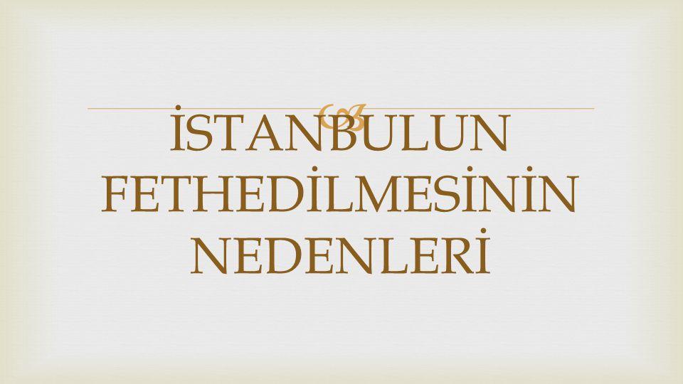 Fatih Sultan Mehmed 'in ölümünden sonra yerine oğlu II. Bayezid geçti(1481). II.Bayezid'in kardeşi Cem, tahtın kendi hakkı olduğunu iddia ederek II.Ba