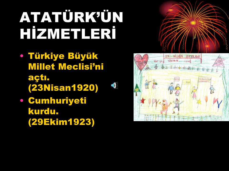 ASKERLİK HAYATI M.Kemal büyük bir askerdi. Enönemlisi; Atatürk'ün önderliğinde Kurtuluş Savaşı'nı kazandık.
