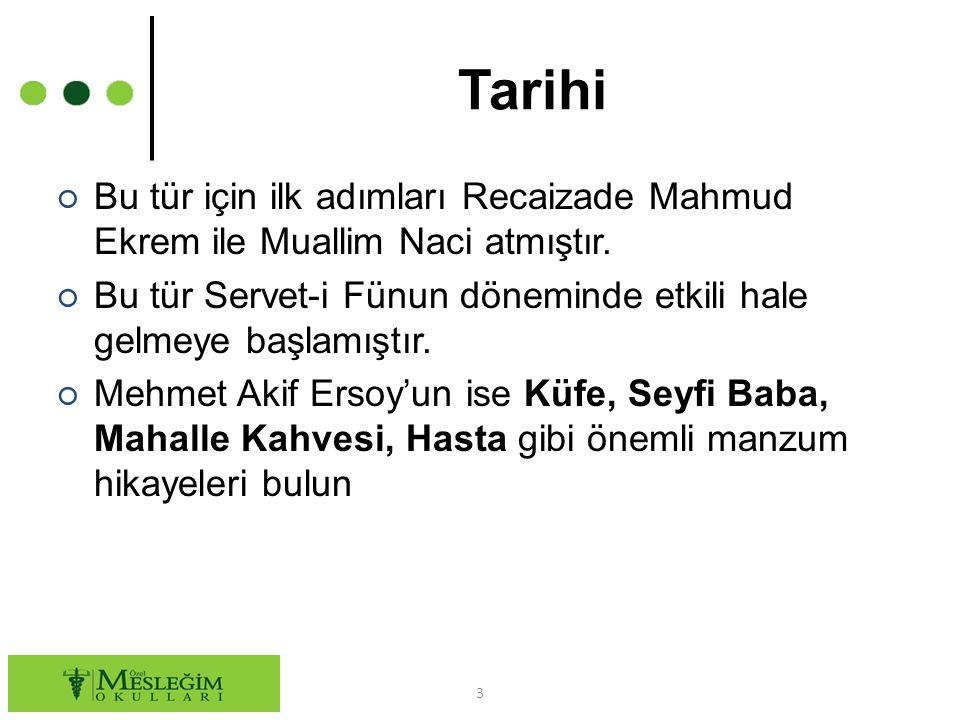 ○ Temsilcileri En önemli temsilcileri Mehmet Akif Ersoy ve Tevfik Fikret tir.