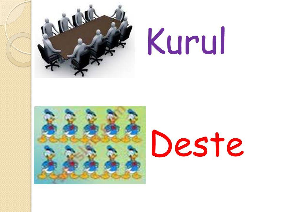 Kurul Deste