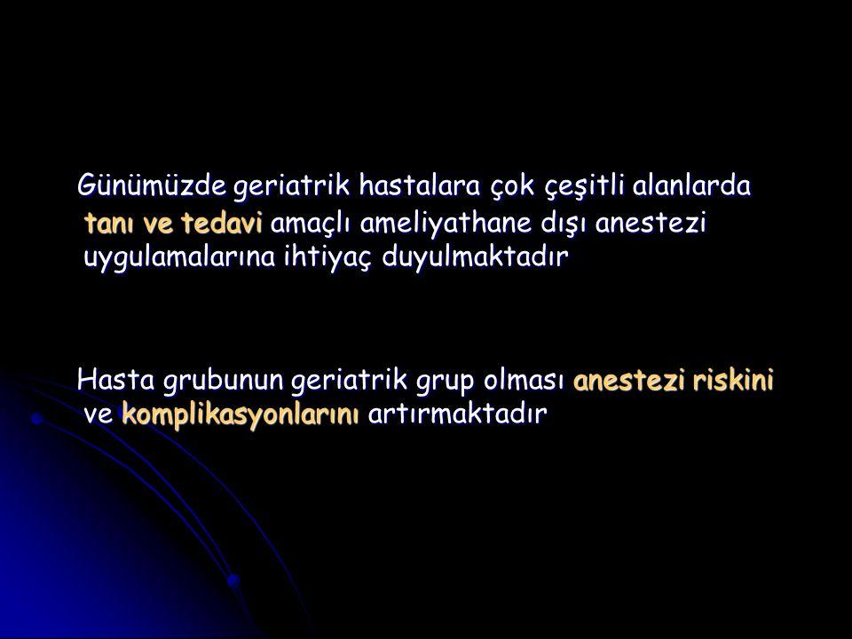 Kullanılan İlaçlar Midazolam Midazolam Tiyopental-Metoheksital Tiyopental-Metoheksital Propofol Propofol Ketamin (??) Ketamin (??) Etomidate Etomidate Opioidler (Fentanil, remifentanil) Opioidler (Fentanil, remifentanil) Flumazenil-Nalokson (??) Flumazenil-Nalokson (??)