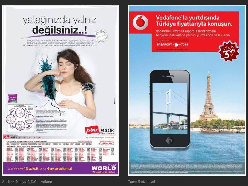 Artifeks Medya C.D.O. Ankara Team Red, İstanbul
