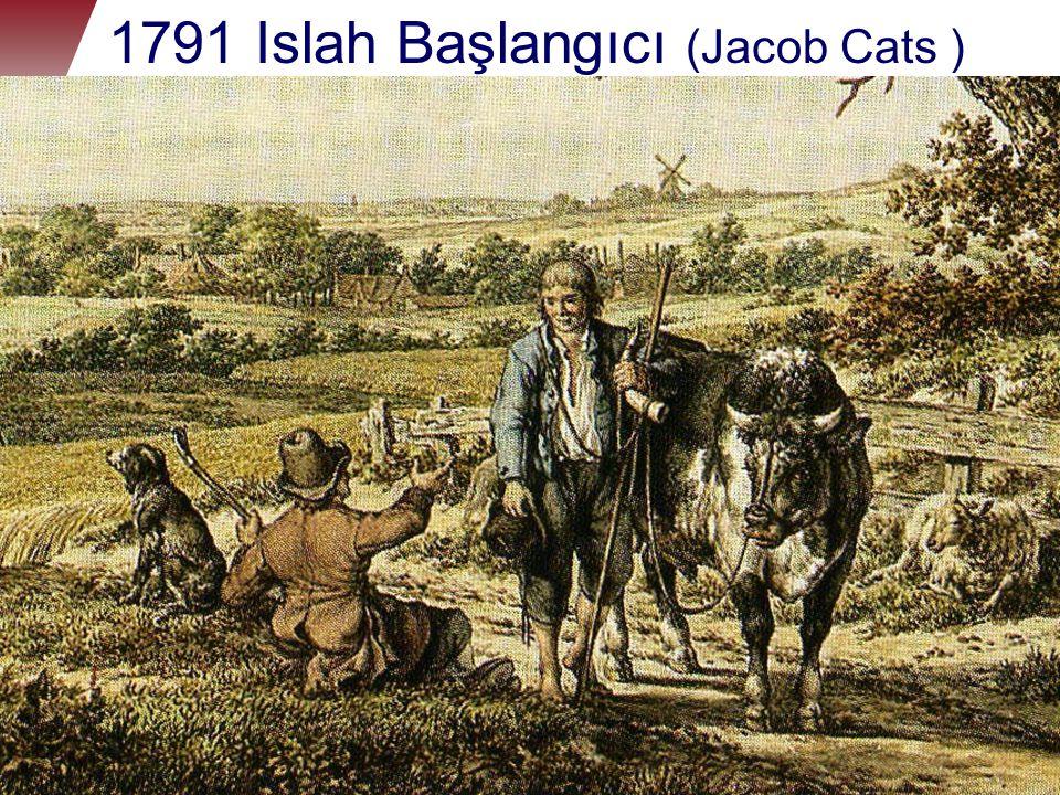 1791 Islah Başlangıcı (Jacob Cats )
