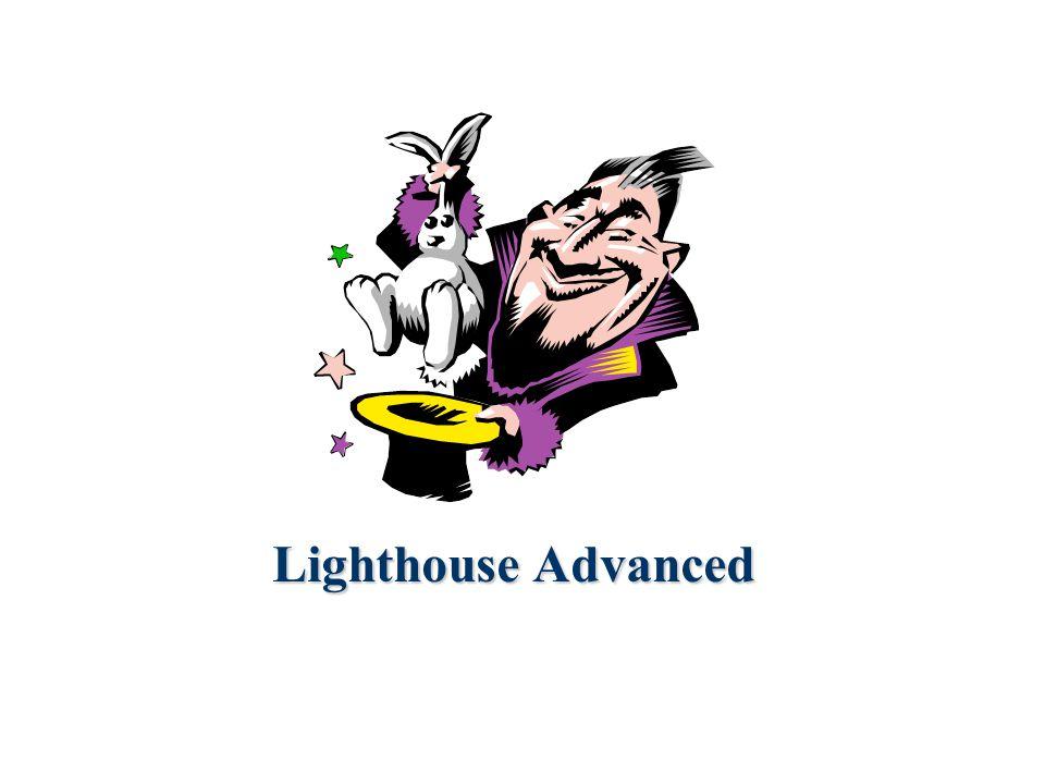 Cybersoft – Şirket Tanıtım Sunumu 13 Lighthouse Advanced
