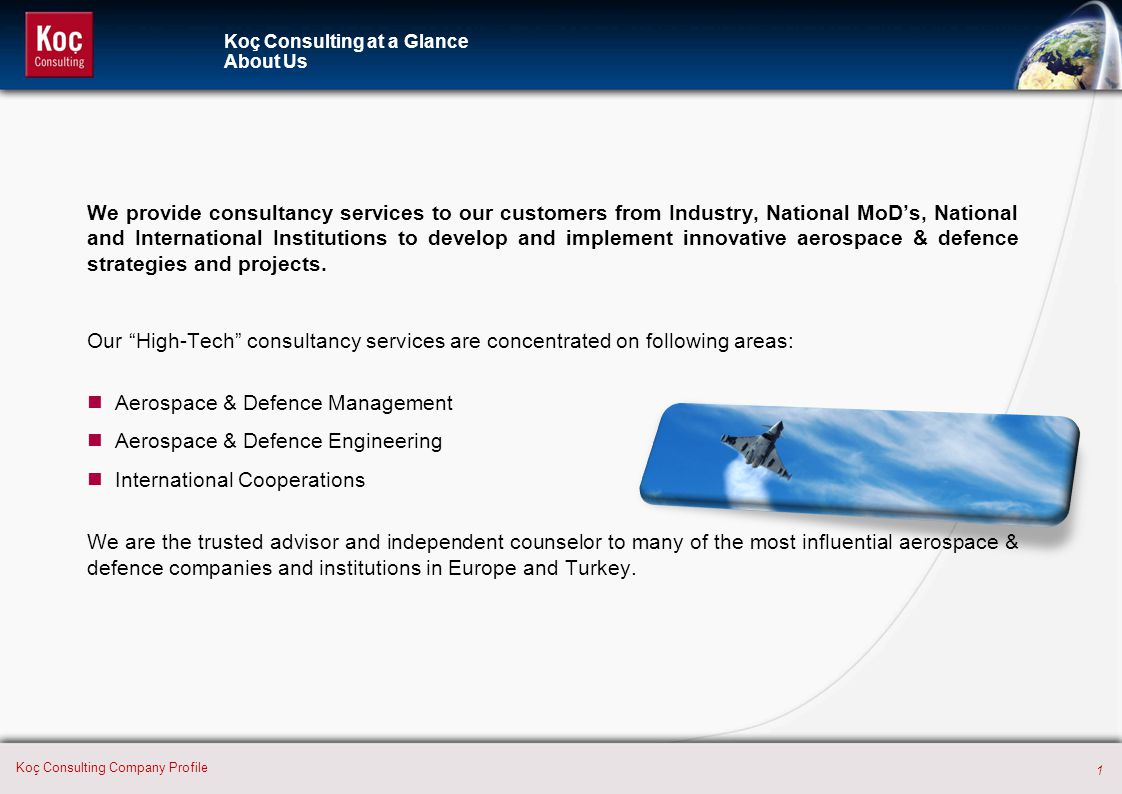 12 Koç Consulting Company Profile Integrated verification management over the entire product life cycle addresses four levers for cost reduction & efficiency improvement Issues for discussion – Product Development Excellence *SOP: Start of Production SOP* actual plan 1.