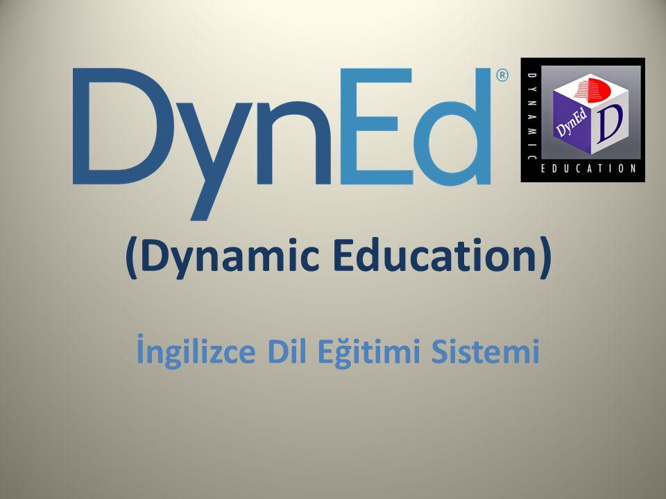 Teacher Training Course DynEd İngilizce Dil Eğitimi Sistemi hakkında öğretmeni bilgilendirici bilgiler bulunur.