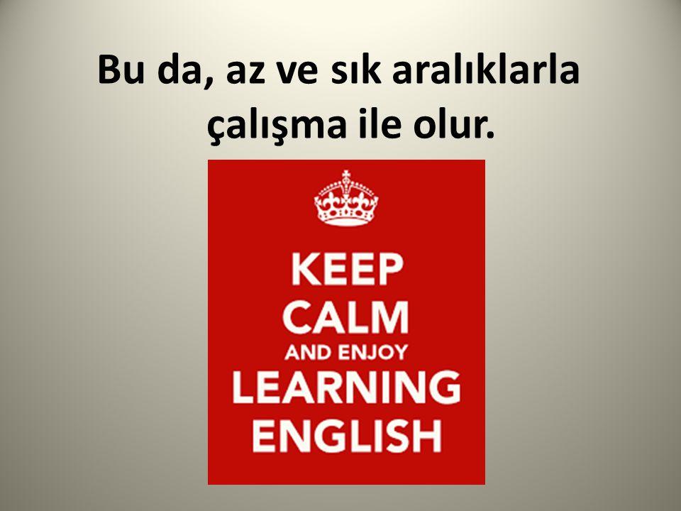 First English İngilizce dil eğitimine yeni başlamış 10-17 arası öğrenciler için geliştirilmiştir.