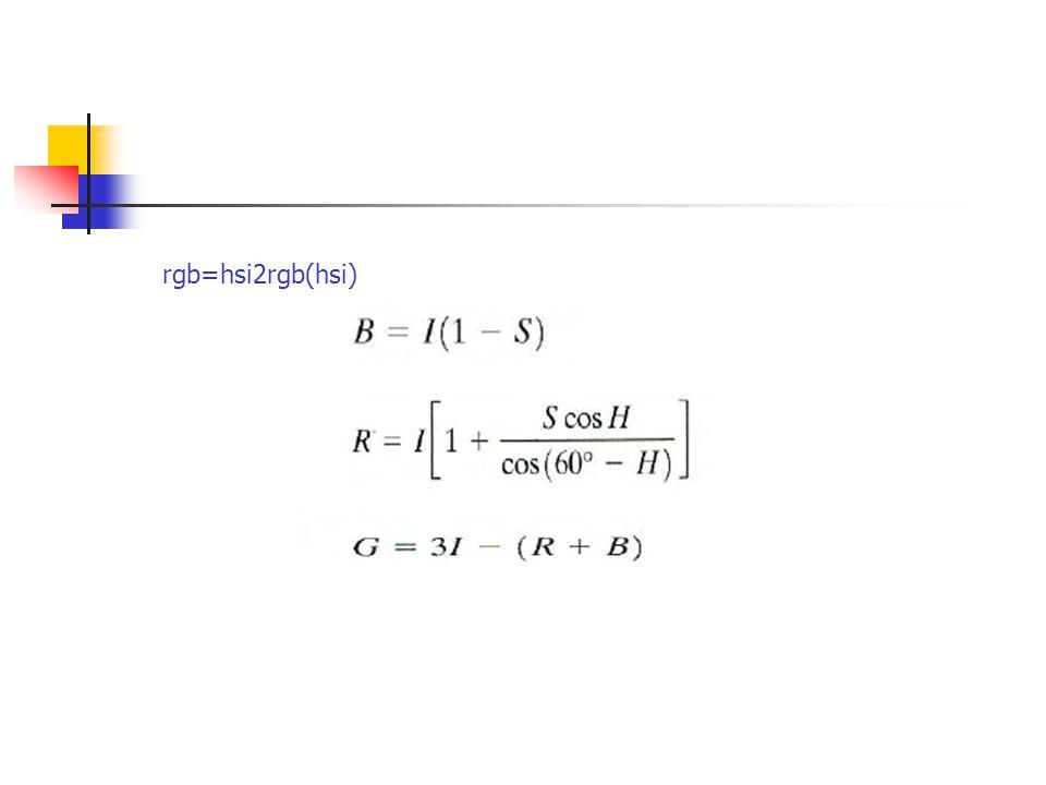rgb=hsi2rgb(hsi)