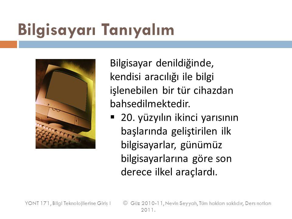 Yazıcı… Sayfa Yazıcılar: Özellikle sayfa yazıcıların kendi işlemci ve bellekleri vardır.