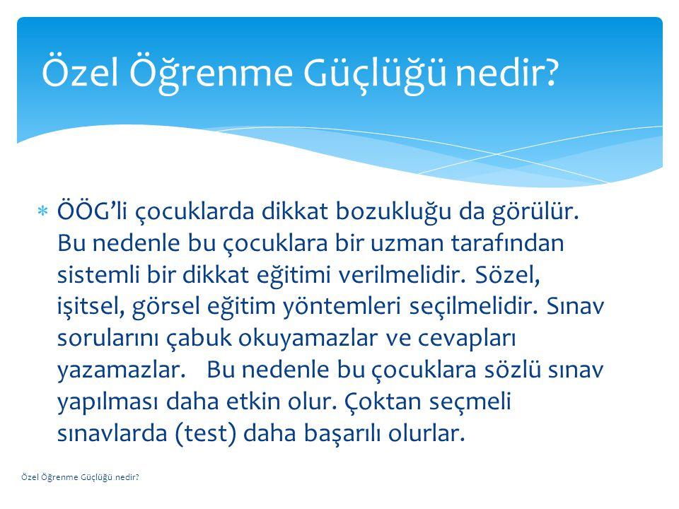  http://akademidisleksi.com http://akademidisleksi.com  www.disleksi.net www.disleksi.net  Örnekler: Dr.