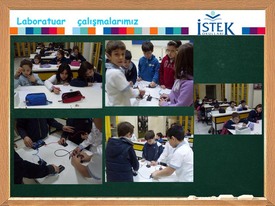 Laboratuar çalışmalarımız