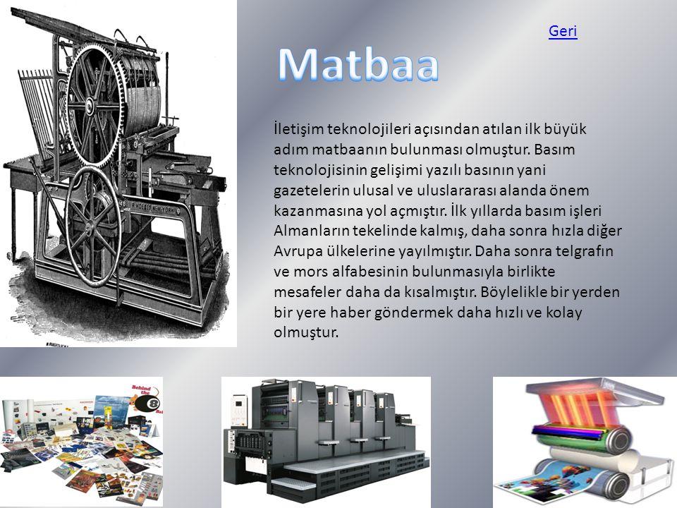1876 yılında Alexander Graham Bell telefonu icat ettiğinde, insan iletişiminde yeni bir çığır açıldı.
