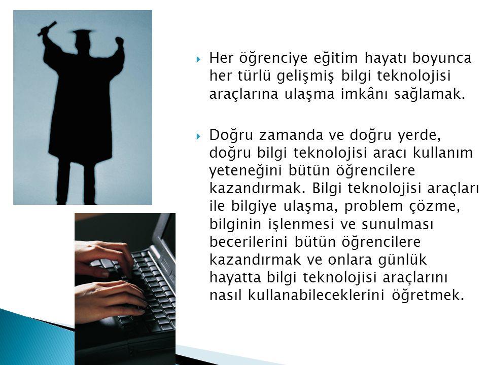  http://www.teknolojide.com/bilisim- teknolojileri-nedir_3254.aspx  http://www.msxlabs.org/forum/iletisim- bilimleri/79046-bilgi-ve-iletisim- teknolojileri.html#ixzz27KgXzJbP  http://gurpinarimkbeml.k12.tr/index.php?op tion=com_content&view=article&id=11:biliim -teknolojileri-alan&catid=4:biliim- teknolojileri&Itemid=11  http://www.mutlucocuklar.org/