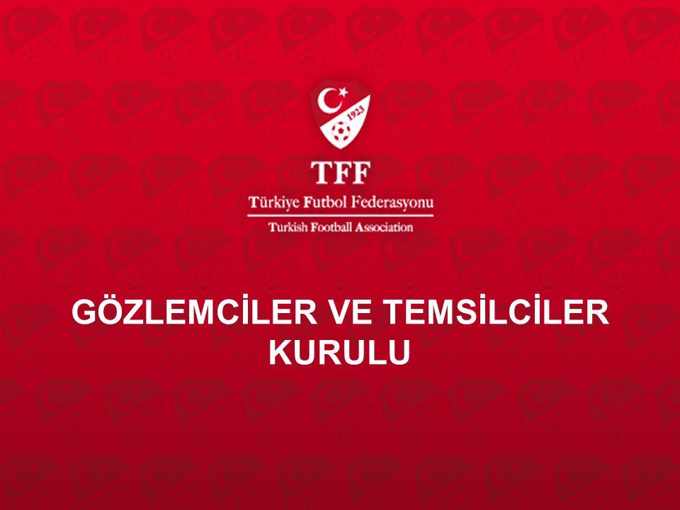 OLUMLU HUSUSLAR AKTARILMAMALIDIR ORGANİZASYON / İŞLETİMSEL