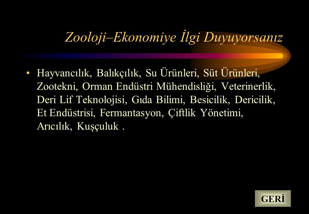 Matematik ve İşletmeye İlginiz varsa İşletme, Maliye, Muhasebe, Ekonomi, Bilgisayarlı Muhasebe, Tarım Ekonomisi, Aktüarya, Bankacılık, Ekonometri, İkt