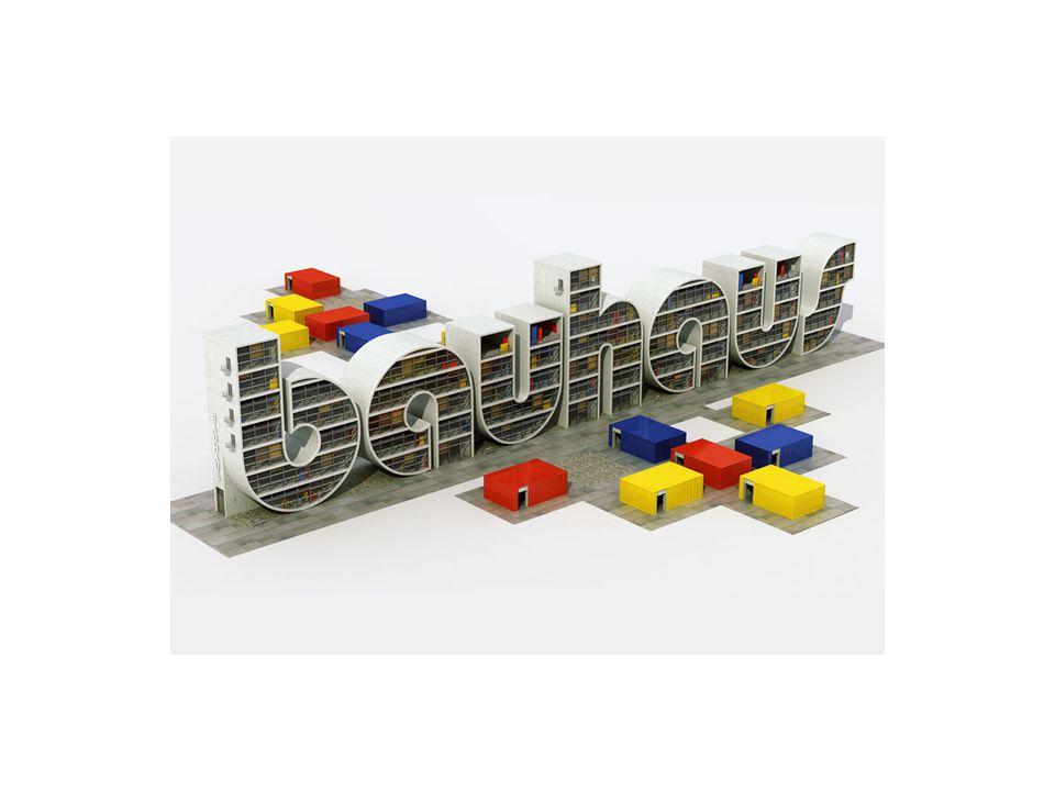 Bauhaus Merkezleri, Almanya