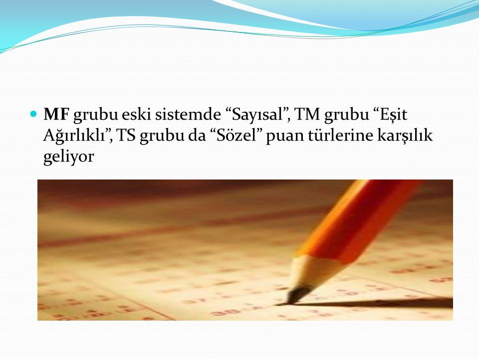 TS-2 puan türüyle Tarih, Tarih Öğretmenliği, Türk Dili ve Edebiyatı Öğretmenliği, Türkçe Öğretmenliği, Sanat Yönetimi gibi programlara girilebilecek.