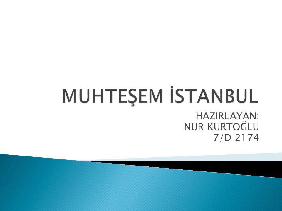  Kız kulesi İstanbul boğazı girişindeki kayalık üzerine kurulmuş küçük, şirin bir kuledir.