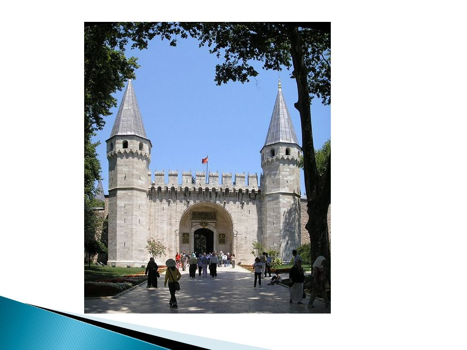  Yıldız Sarayı, ilk kez Sultan III.