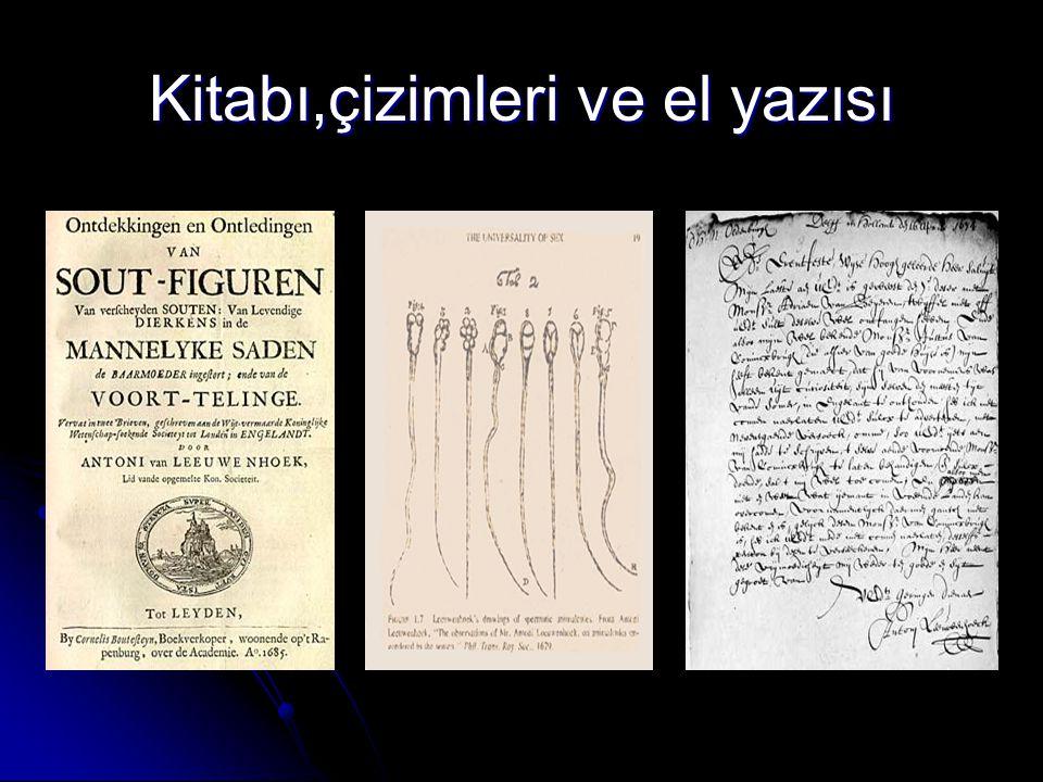 Kitabı,çizimleri ve el yazısı