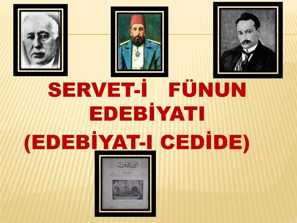 SERVET-İ FÜNUN EDEBİYATININ OLUŞUMU ll.Abdülhamit in  Servet-i Fünun Edebiyatı, ll.Abdülhamit in baskıcı döneminde oluşmuş ve sona ermiştir.