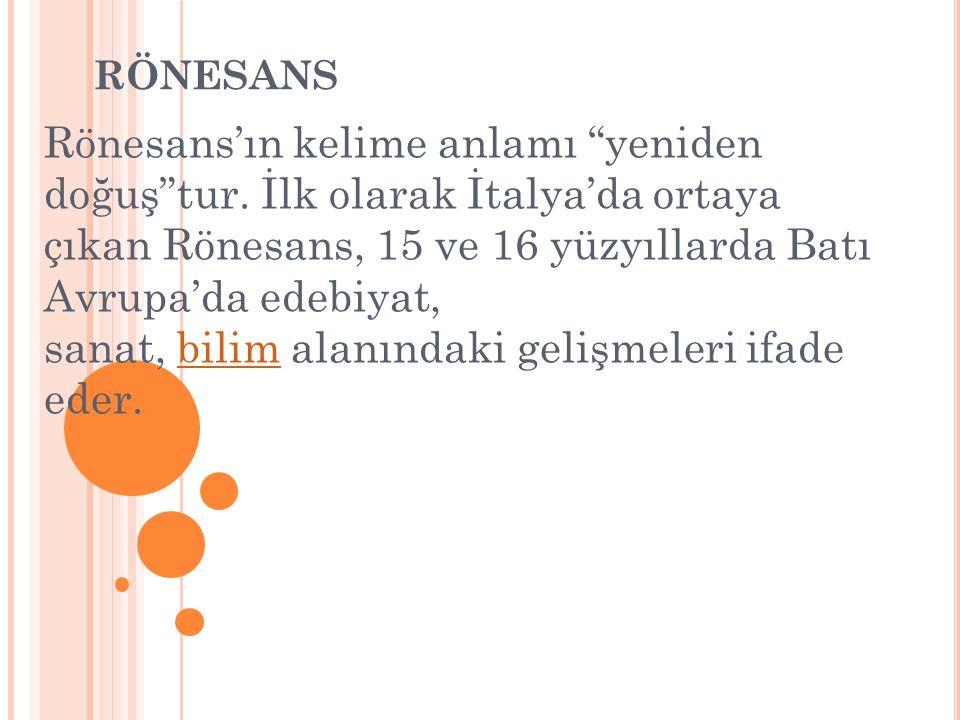 Reform Hareketlerinin Osmanlı Devletine Etkileri Osmanlı Devleti içerisinde yaşayan Gayrimüslimlerin büyük çoğunluğu Hıristiyan'dı.