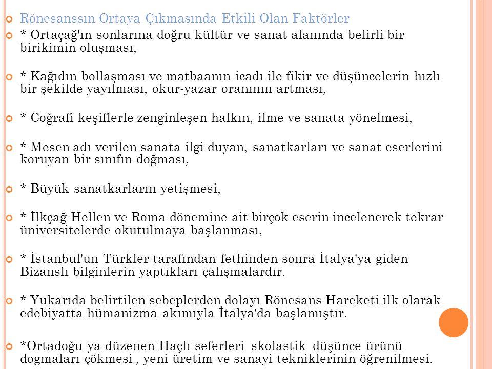 REFORM Reform, 15.ve 17.