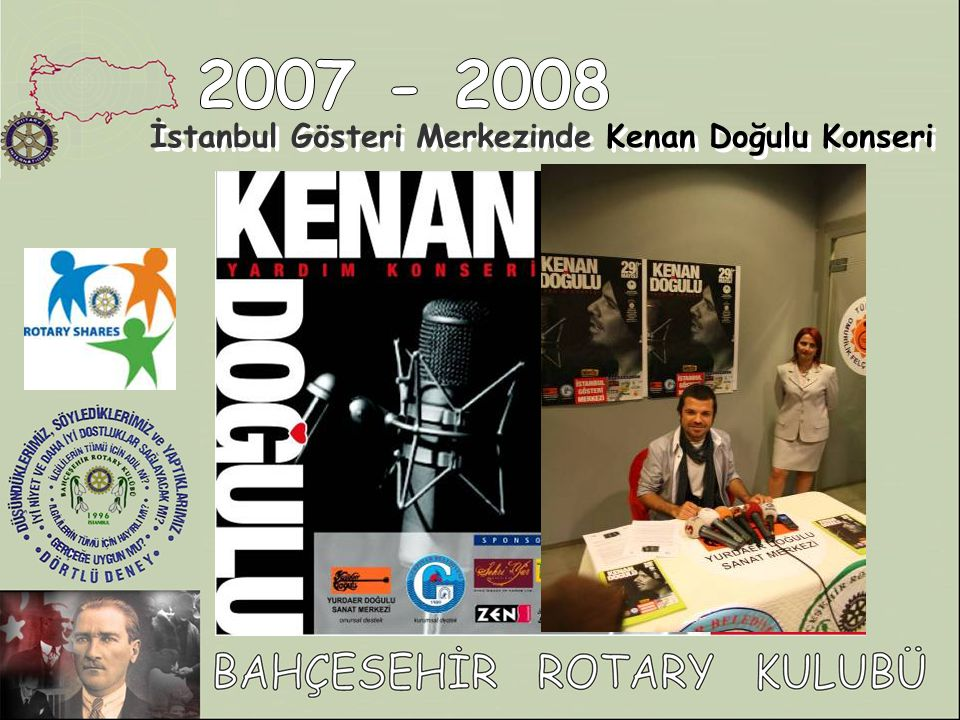İstanbul Gösteri Merkezinde Kenan Doğulu Konseri İstanbul Gösteri Merkezinde Kenan Doğulu Konseri