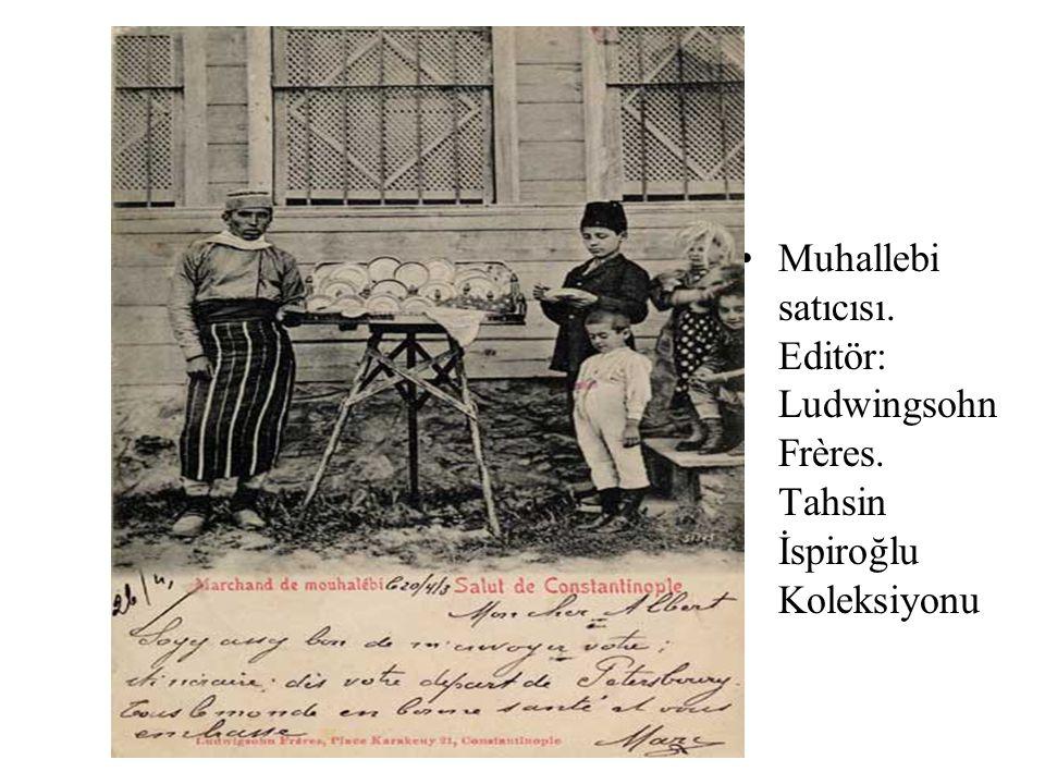 Türk lokantası. Editör Jacques Ludwingsoh n. Tahsin İspiroğlu Koleksiyonu,
