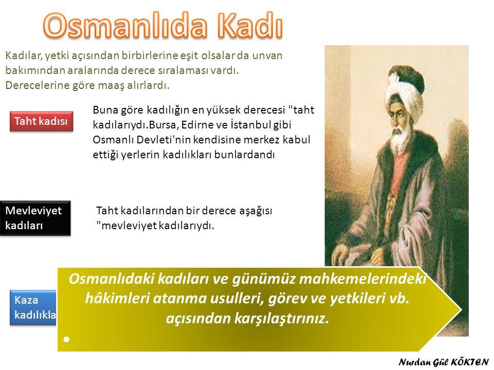 SİLİSTRE KANUNNAMESİ Osmanlı hukuku, âdet ve misale büyük önem verirdi.