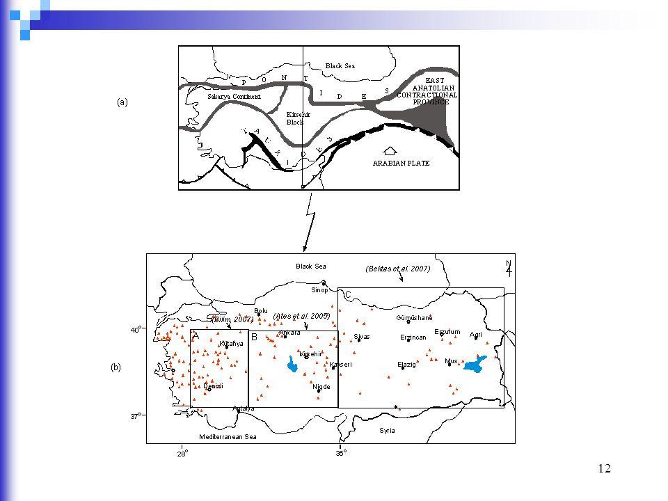 13 Jeotermal enerji potansiyelini belirlemek için kayaçların iyi bilinen bir fiziksel özelliği kullanılmaktadır.