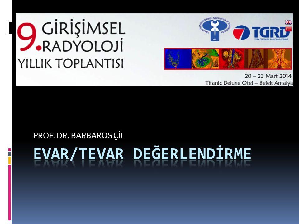 PROF. DR. BARBAROS ÇİL