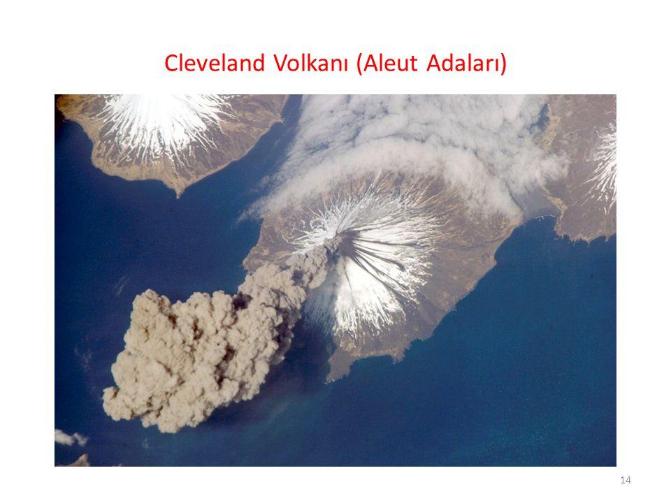 Cleveland Volkanı (Aleut Adaları) 14