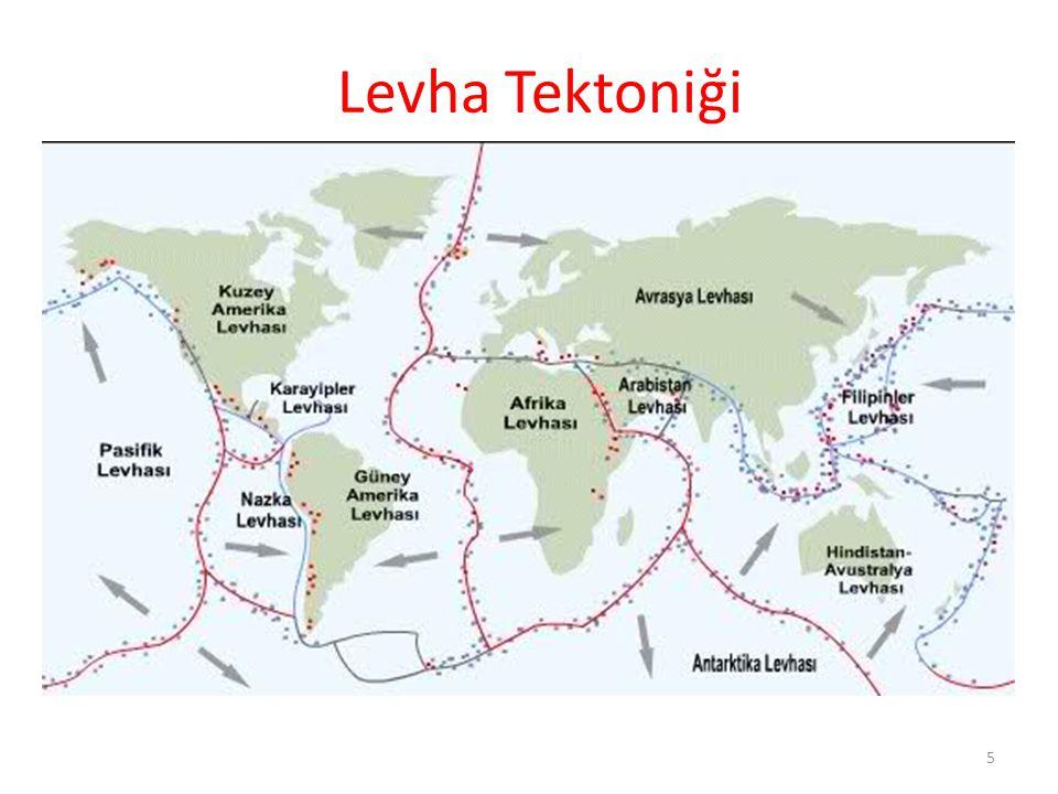 Levha Tektoniği 5