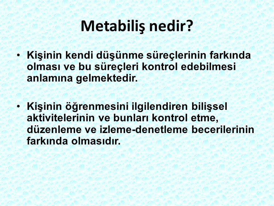 Metabiliş nedir.